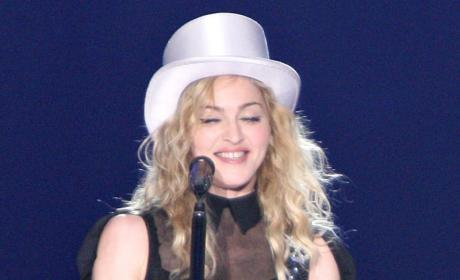 Madonna Cuts Top-Grossing Tour Short, for Children's Sake
