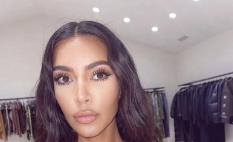 Kim Kardashian to Fans: I'm Okay!