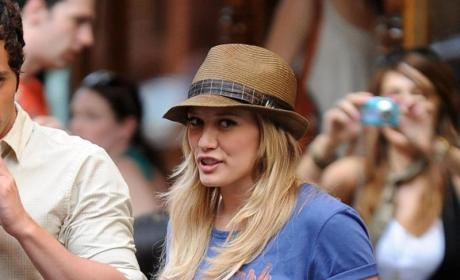 In T-R-Hell: Hilary Duff Bumps into Joel Madden