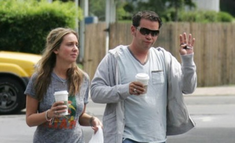 Jon Gosselin, Hailey Glassman Picture