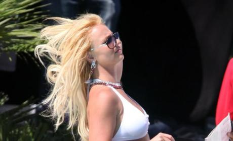 Hot Britney Spears Bikini Pic