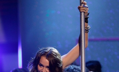 Billy Ray Cyrus on Miley's Pole Dance: It's All Good!