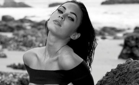 Megan Fox Elle Outtakes: Hot as ...