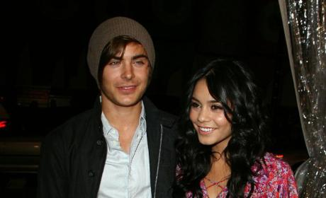Zanessa on Oprah!