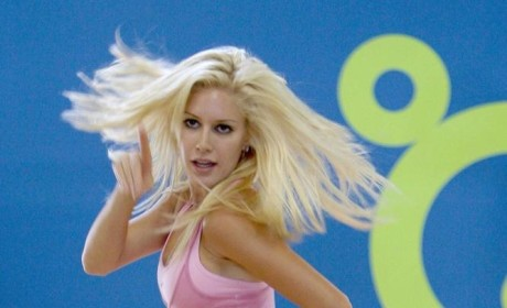 Heidi Montag Topless Pics: On the Loose?