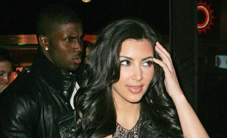 Kim Karadshian and Paris Hilton: No Longer BFF