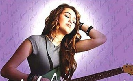 Miley Cyrus Album Cover