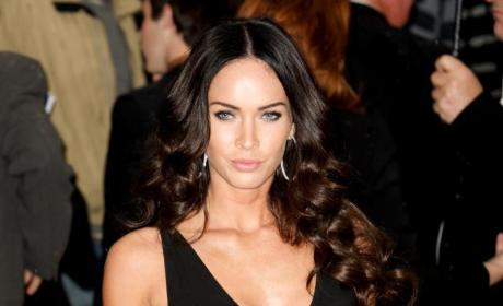 Megan Fox is a Really Naughty School Girl