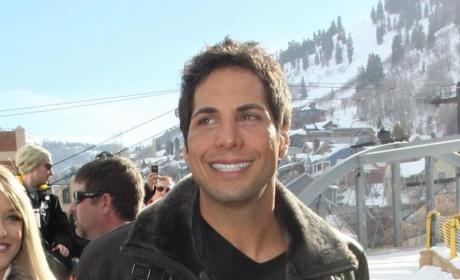 Joe Francis Makes Like Jason Wahler