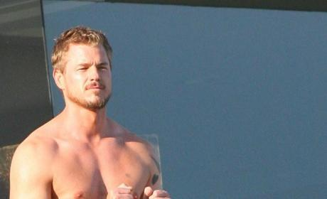 Eric Dane Topless