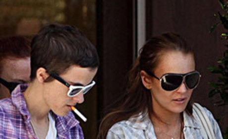 Lindsay Lohan & Samantha Ronson: Movin' Out