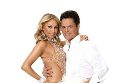 Kym Johnson and Donny Osmond