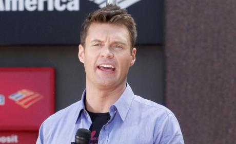 Shana Wall: Ryan Seacrest is Not Gay!