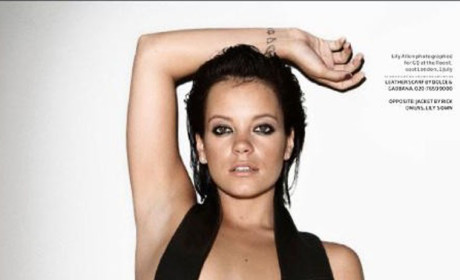 Hot Lily Allen Pic