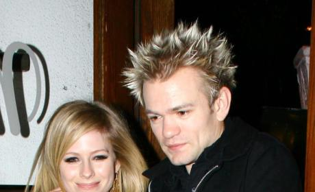 Avril Lavigne and Deryck Whibley to Divorce