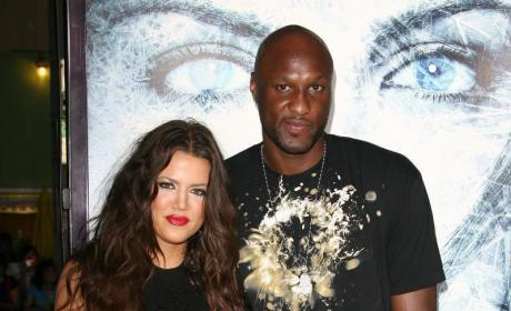 Report: Khloe Kardashian and Lamar Odom Might Get Married