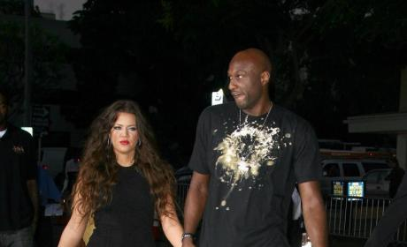 Khloe Kardashian and Lamar Odom Wedding: To Take Place on Sunday?!?