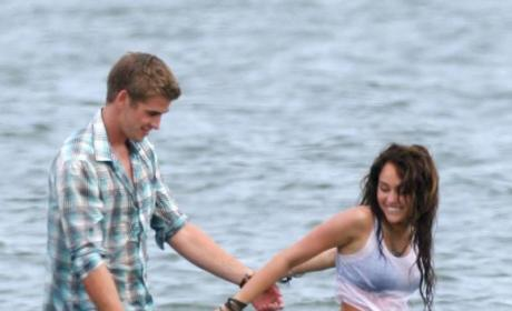 Liam Hemsworth: Officially Miley Cyrus' Boyfriend, Source Confirms