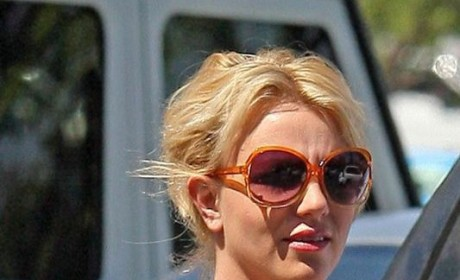 Britney Spears Custody Pact with K-Fed Extended