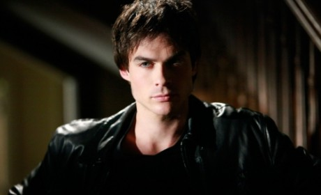 Damon Salvatore, The Vampire Diaries Call Out Twilight!