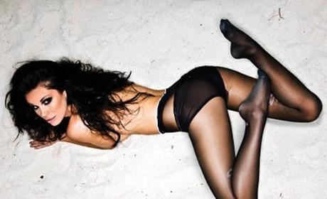 Jayde Nicole Heats Up Maxim