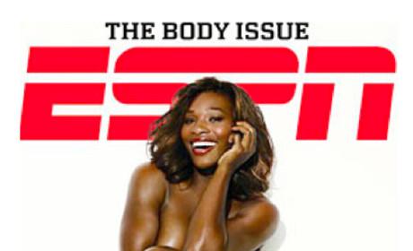 Serena Williams: Nude in ESPN the Magazine