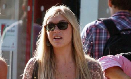 Chelsy Davy Photograph