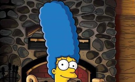 Marge Simpson Playboy Photo