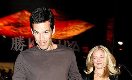 Eddie Cibrian and LeAnn Rimes Flaunt Affair