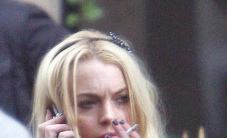 Lindsay Lohan: Stripper Extraordinnaire