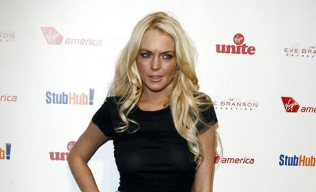 Lindsay Lohan: Scared of Court!