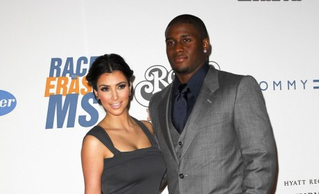 Reggie Bush Texting, Pleading for Kim Kardashian Rekonciliation, Tabloid Klaims