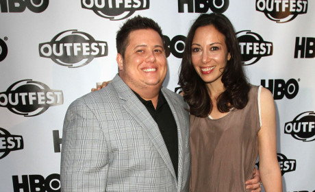 Chaz Bono: Jennifer Elia is My Rock