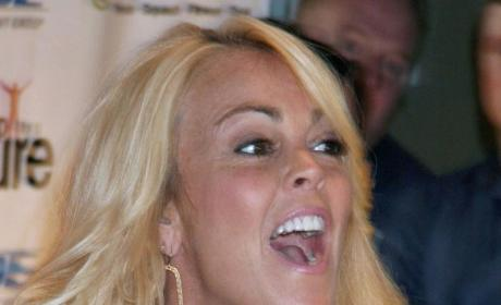 "Wahhhh! Dina Lohan Slams ""Hurtful"" Glee Writers"