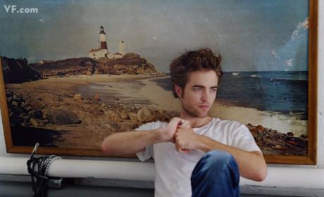 Rob in Vanity Fair