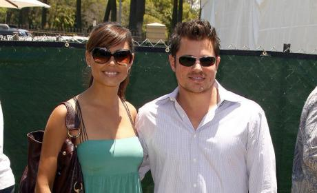 Nick Lachey and Vanessa Minnillo: Married!