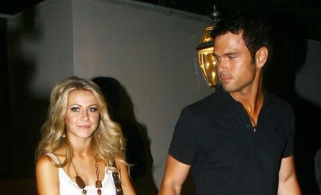 Julianne Hough Confirms Split with Chuck Wicks