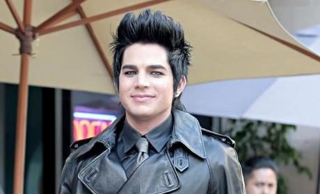 For Our Entertainment: Adam Lambert Films Music Video