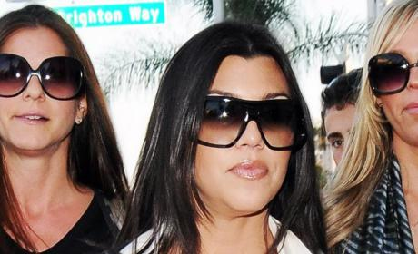 Kourtney Kardashian Baby Shower: A Success!