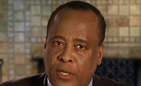 Dr. Conrad Murray Suing AEG For Back Pay