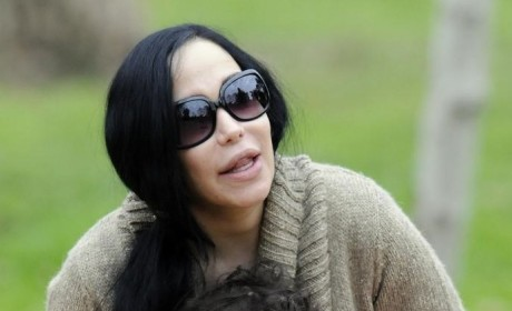 Nadya Suleman Brings Final Octuplet Home