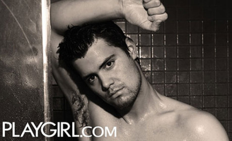 First Pic: Levi Johnston in Playgirl!