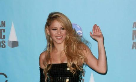 Shakira Fashion Pic