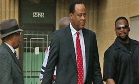 Dr. Conrad Murray to Surrender Imminently in Michael Jackson Case