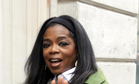 Report: Oprah Winfrey to Dump Stedman Graham