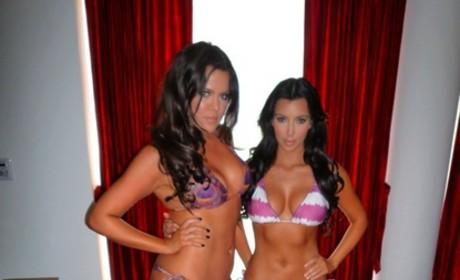 Kim Kardashian Lies, Klaims She's Healthy