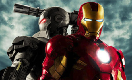 New Iron Man 2 Poster Features War Machine