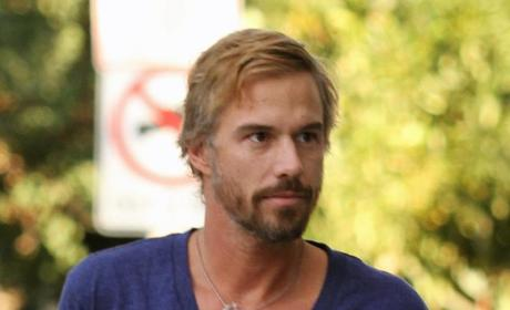 Jason Trawick: Skinny, Smothered By Britney Spears?