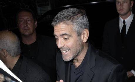 Pic of George Clooney