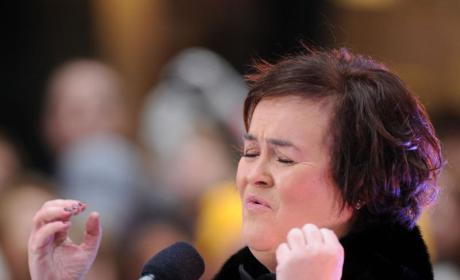 Susan Boyle Reportedly Flips the F%*k Out!
